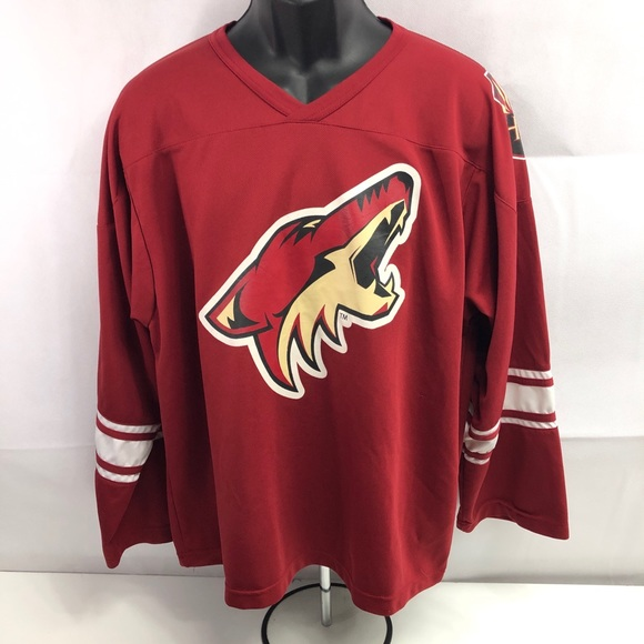 more photos c68ff 028a4 NHL Arizona Coyotes Jersey